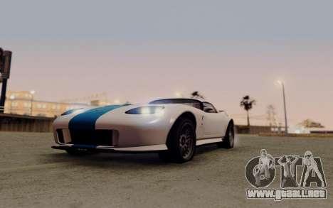 Warm Colors ENB para GTA San Andreas