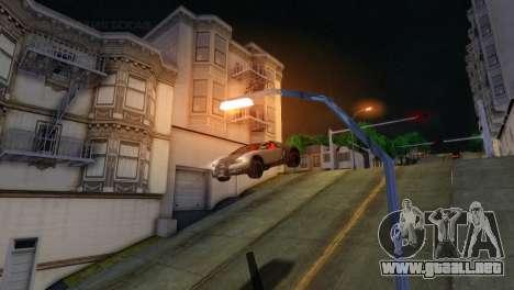 ENB Version 1.5.1 para GTA San Andreas séptima pantalla