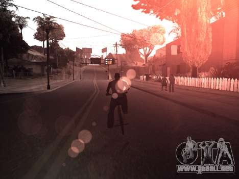 ColorMod by Sorel para GTA San Andreas tercera pantalla