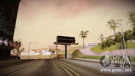 The not China ENB v2.1 Final para GTA San Andreas tercera pantalla