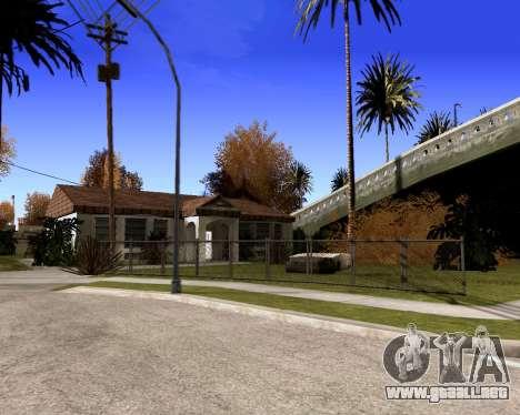 Graphic Update ENB Series para GTA San Andreas