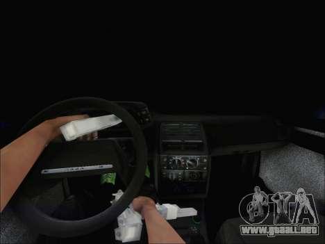 De los FLOREROS 2110 БПАN de Kemerovo para la visión correcta GTA San Andreas