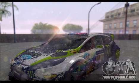 ENB GTA V para muy débil PC para GTA San Andreas sexta pantalla