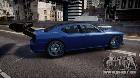 Bravado Buffalo Street Tuner para GTA 4 left