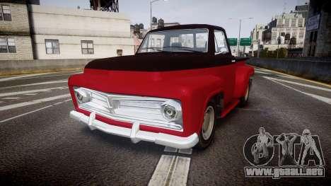 GTA V Vapid Slamvan para GTA 4