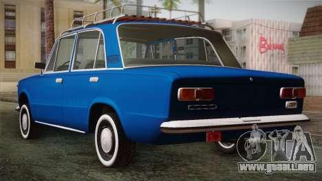 VAZ 21011 para GTA San Andreas left