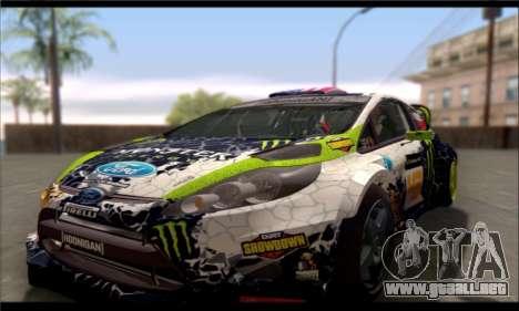 ENB GTA V para muy débil PC para GTA San Andreas quinta pantalla