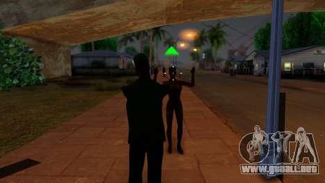 ENB Version 1.5.1 para GTA San Andreas undécima de pantalla