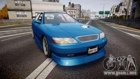Bravado Feroci Los Santos Customs Edition para GTA 4