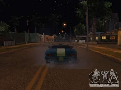 Natural Life ENB for Medium PC para GTA San Andreas sucesivamente de pantalla