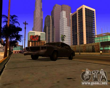 ENB v3.0.0 para PC débil para GTA San Andreas segunda pantalla