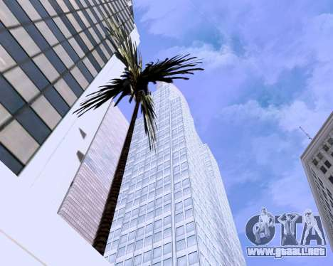 Graphic Update ENB Series para GTA San Andreas sexta pantalla