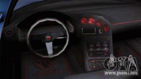 GTA 5 Bravado Banshee para la visión correcta GTA San Andreas