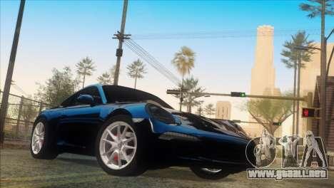 Vanilla ENB Series para GTA San Andreas segunda pantalla
