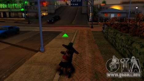 ENB Version 1.5.1 para GTA San Andreas twelth pantalla