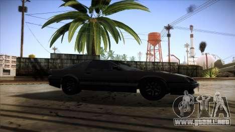 Ghetto ENB v2 para GTA San Andreas sucesivamente de pantalla