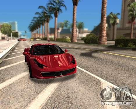 WTFresh ENB para GTA San Andreas
