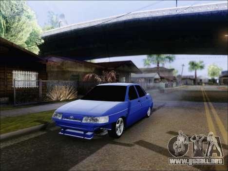De los FLOREROS 2110 БПАN de Kemerovo para GTA San Andreas
