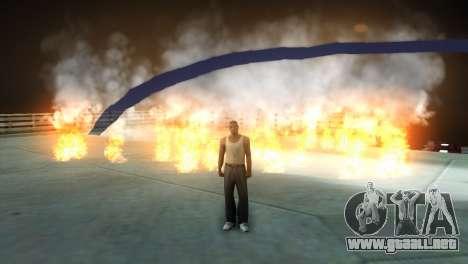 ENB Version 1.5.1 para GTA San Andreas sucesivamente de pantalla