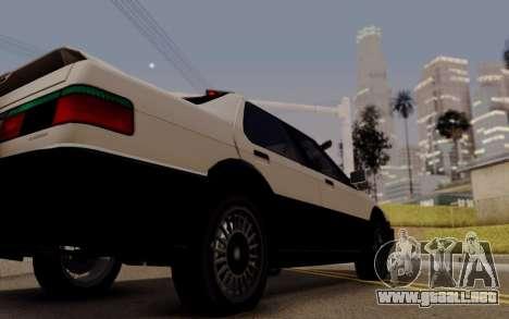 Warm Colors ENB para GTA San Andreas sexta pantalla
