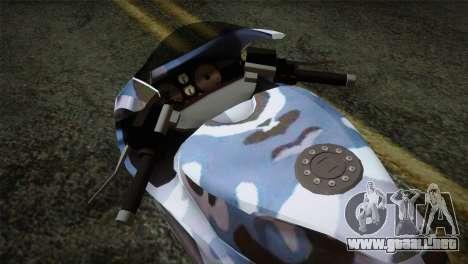 GTA 5 Bati Blue para la visión correcta GTA San Andreas