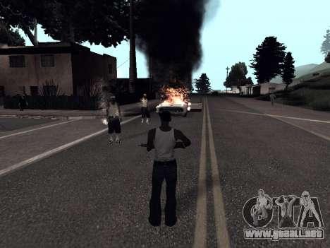 ColorMod by Sorel para GTA San Andreas sexta pantalla