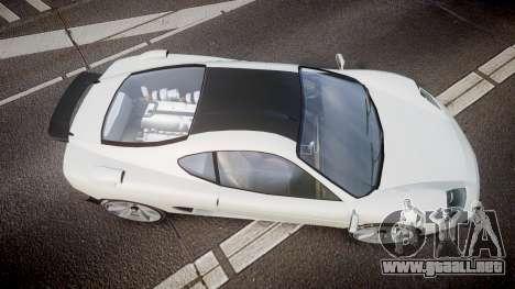 Grotti Turismo GT Carbon v2.0 para GTA 4 visión correcta
