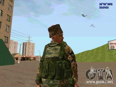 Cosacos Del Don para GTA San Andreas séptima pantalla