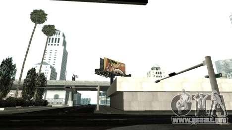 Colormod by Thomas para GTA San Andreas sexta pantalla