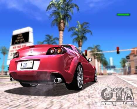 WTFresh ENB para GTA San Andreas tercera pantalla