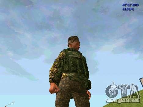 Cosacos Del Don para GTA San Andreas segunda pantalla