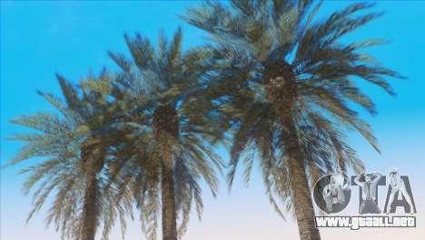 Vanilla ENB Series para GTA San Andreas quinta pantalla