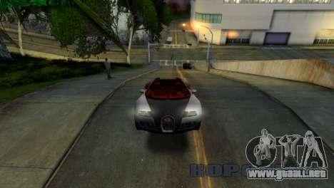 ENB Version 1.5.1 para GTA San Andreas quinta pantalla