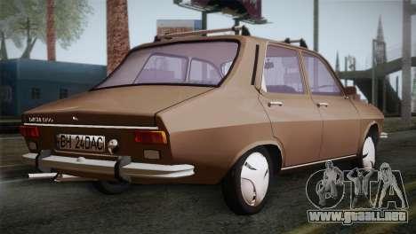 Dacia 1300 Biharia para GTA San Andreas left