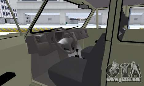 Aro 244 para vista inferior GTA San Andreas
