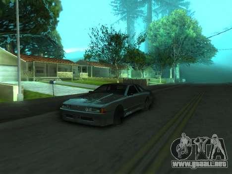 El comportamiento real de la máquina v3.0 para GTA San Andreas segunda pantalla