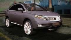 Lexus RX450H 2012