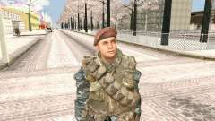 Las fuerzas especiales de la URSS CoD Black Ops
