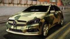 Mercedes-Benz A45 AMG Camo Edition