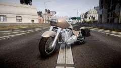 GTA V Western Motorcycle Company Bagger para GTA 4