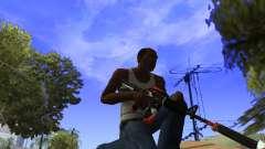 M4A1-S Syrex CS:GO para GTA San Andreas