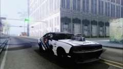 Dodge Challenger SRT8 Hemi Drag Tuning para GTA San Andreas