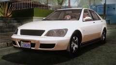 GTA 5 Karin Sultan SA Mobile para GTA San Andreas