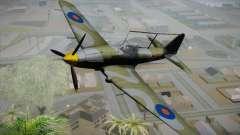 ИЛ-10 de la Fuerza Aérea de rusia para GTA San Andreas