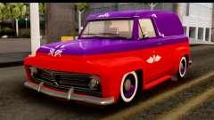 EFLC TLaD Vapid Slamvan SA Mobile para GTA San Andreas