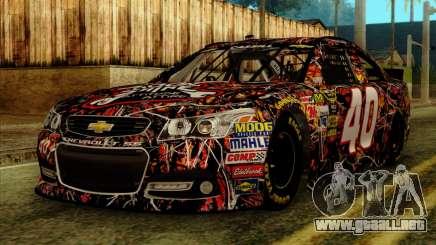NASCAR Chevy SS 2013 para GTA San Andreas