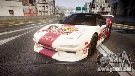 Honda NSX 1998 [EPM] k-on tainaka ritsu para GTA 4
