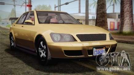 GTA 5 Karin Sultan para GTA San Andreas