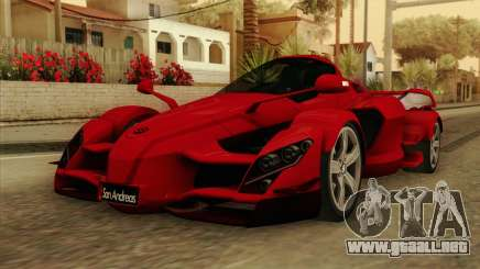 Tramontana XTR para GTA San Andreas