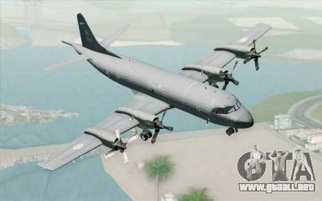 Lockheed P-3 Orion RCAF para GTA San Andreas